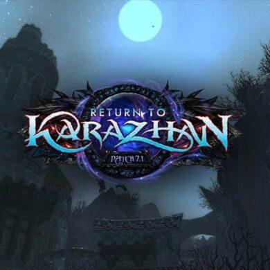 world of warcraft, legion, return to karazhan, wow
