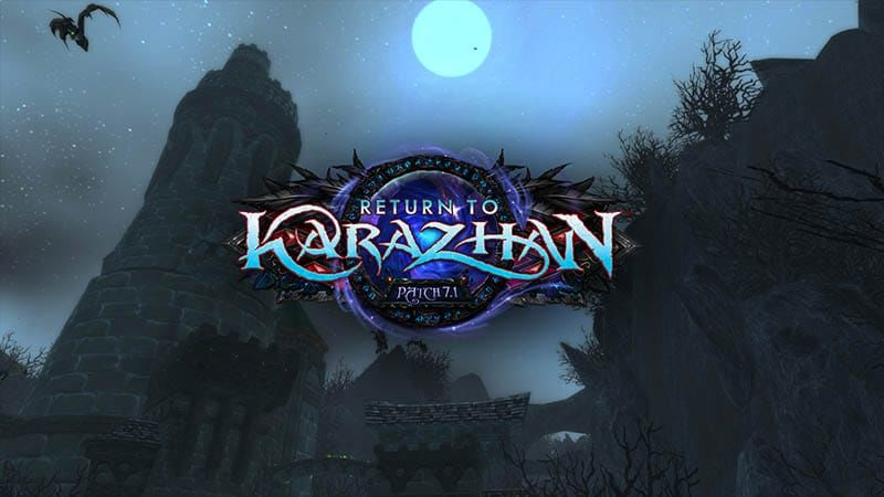 world of warcraft, legion, return to karazhan, wow