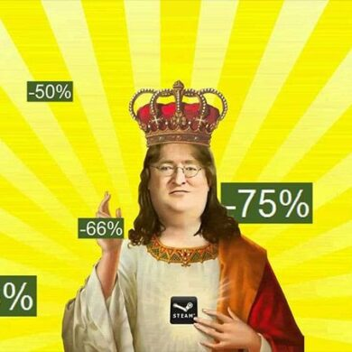 gaben, steam, sale