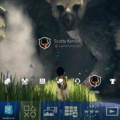 playstation 4, 4.50 firmware update
