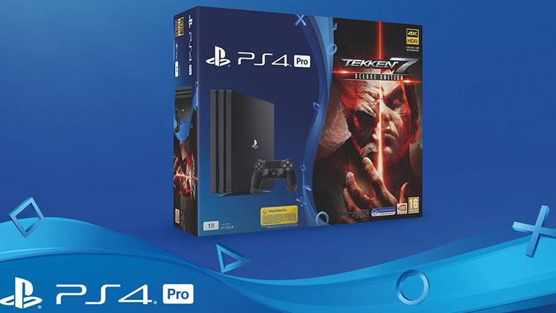 tekken 7 PlayStation 4 csomag