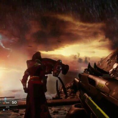 destiny 2 első küldetés