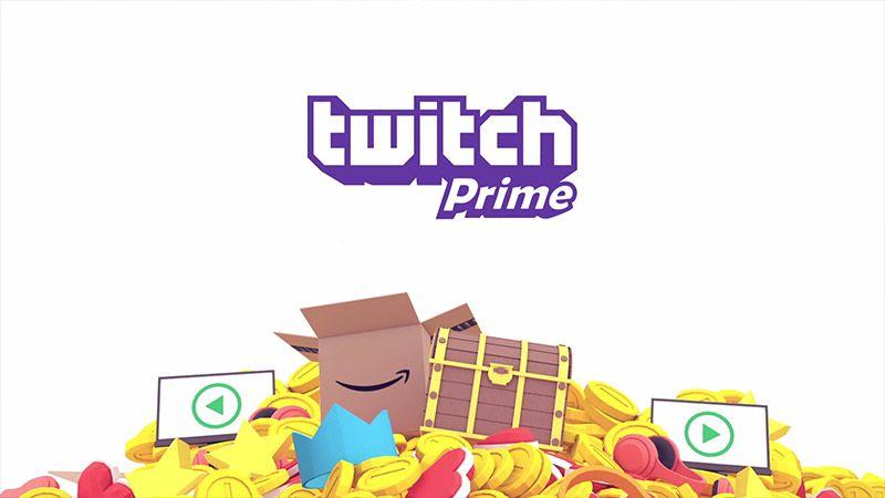 twitch prime