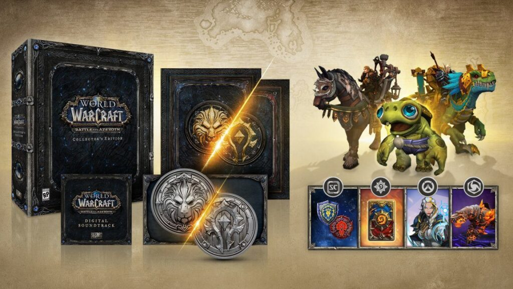 World_of_Warcraft_Collectors_Edition_Items