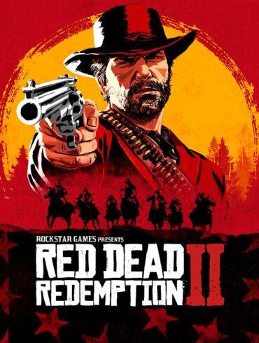 red dead redemption 2 borítókép