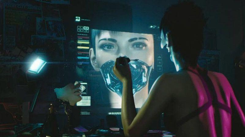 Cyberpunk 2077 játékmenet