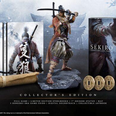 Sekiro: Shadows Die Twice megjelenési dátumot kapott