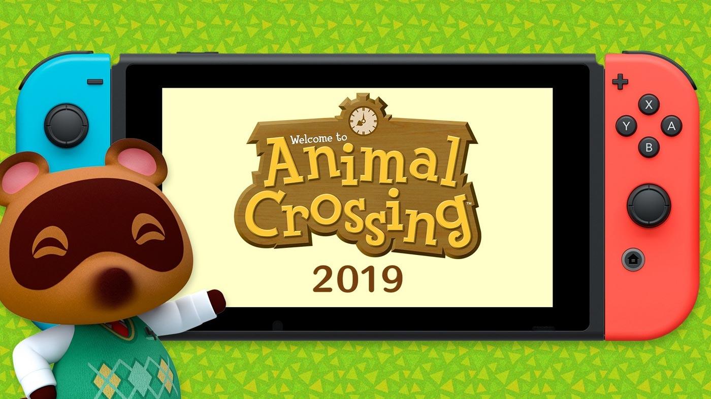 Animal Crossing Nintendo Switch
