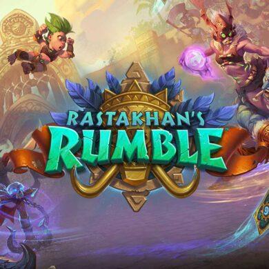 Hearthstone: Rastakhan's Rumble