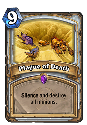 Hearthstone: Plague of Death