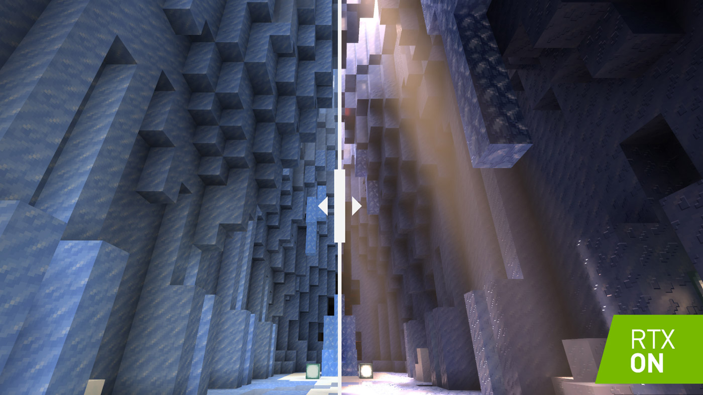 Minecraft Ray-tracing
