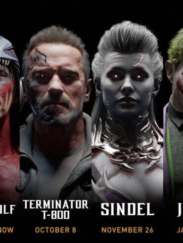 Mortal Kombat 11 Kombat Pack 1 megjelenési dátum