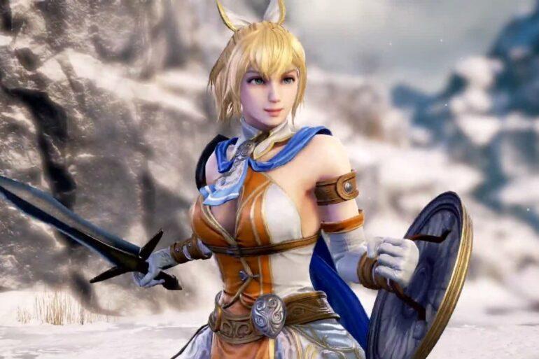 Soul Calibur 6 Cassandra DLC
