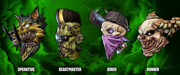 Borderlands 3 Halloween