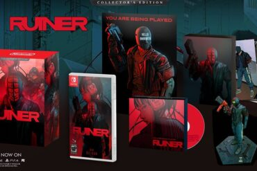 Ruiner Nintendo Switch
