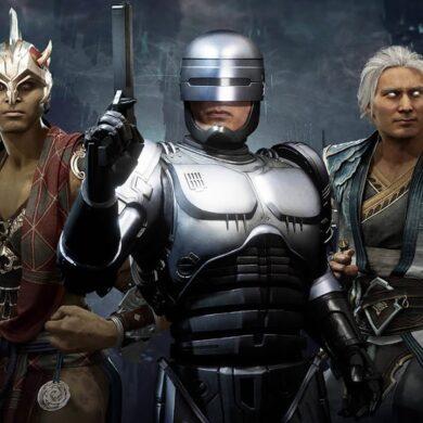Mortal Kombat 11 Aftermath játékmenet
