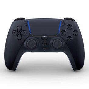PlayStation 5 kontroller fekete