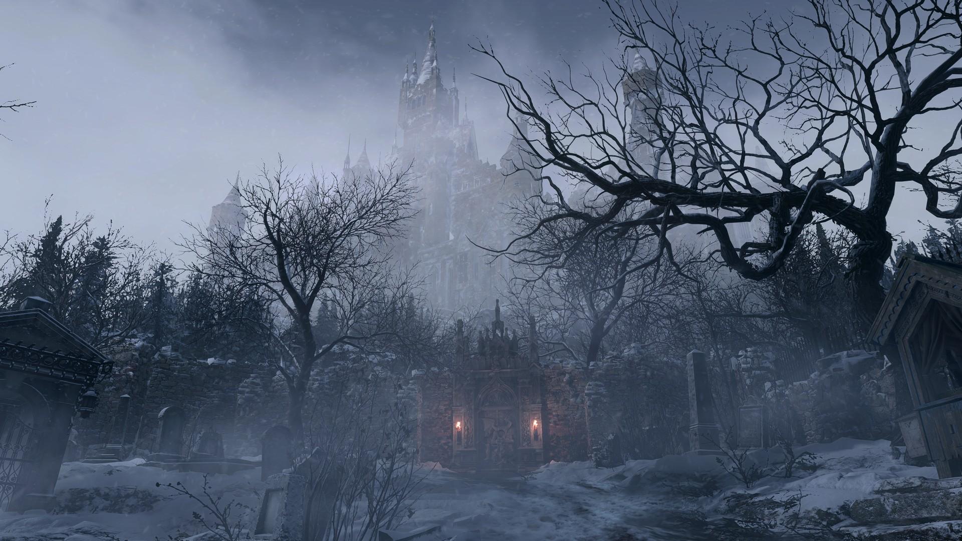 Resident Evil 8 PS5