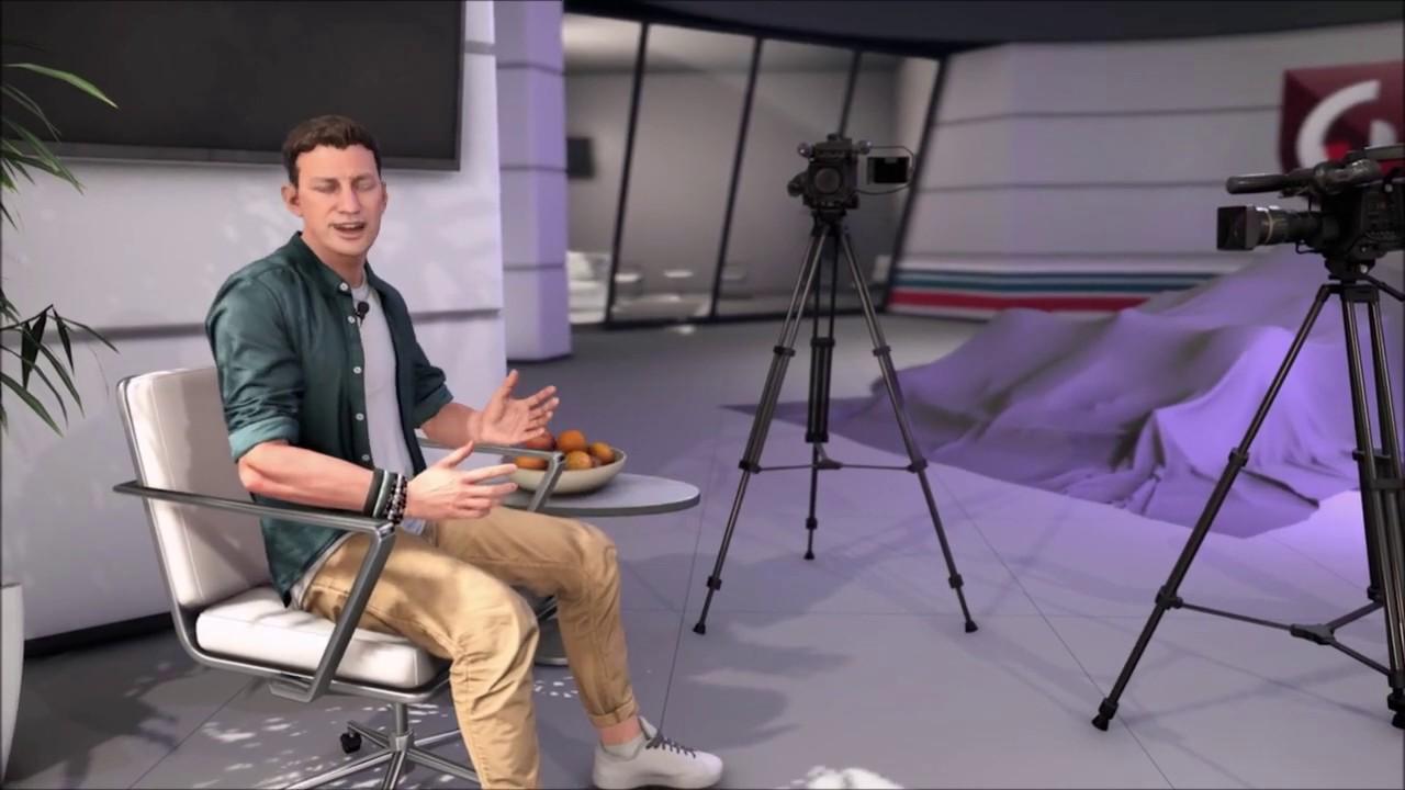 F1 2020 játékteszt interjú