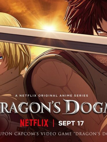 Dragon's Dogma anime netflix