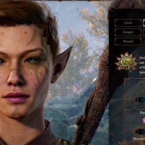 Baldur's Gate 3 Druid