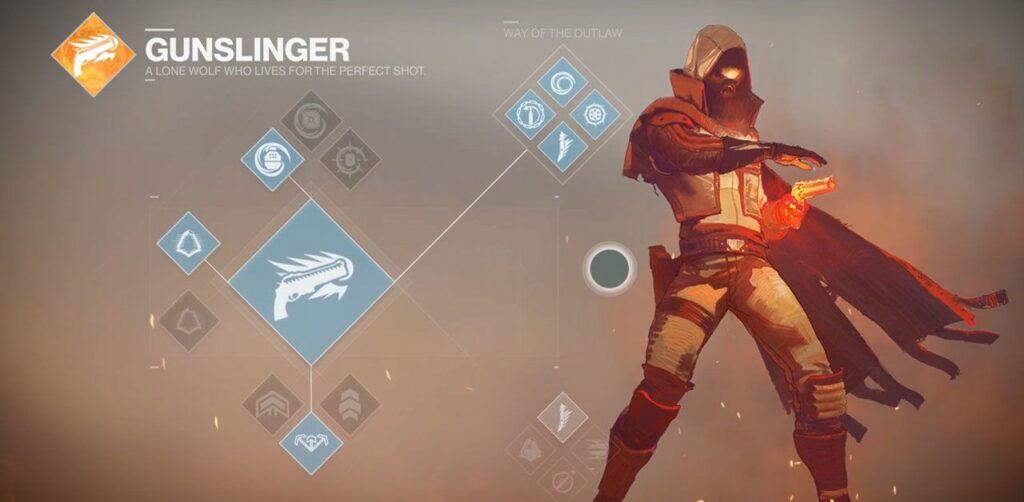 destiny 2 gunslinger