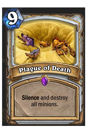 Hearthstone: Plague of Death