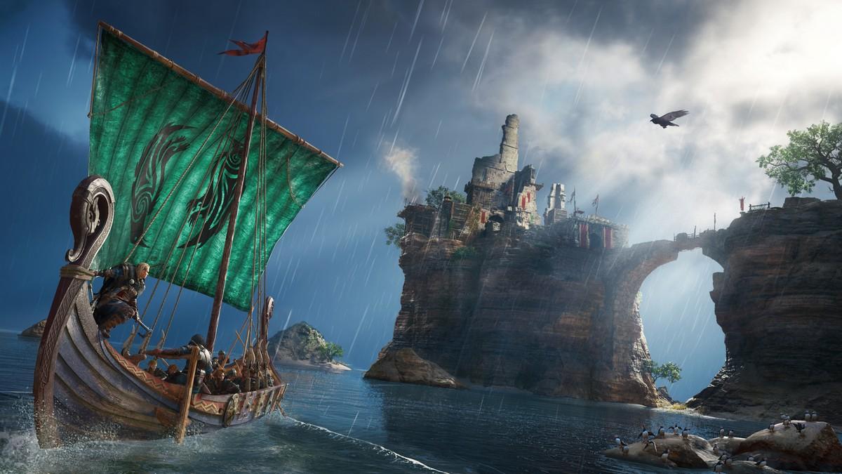 Assassin's Creed Valhalla Raid
