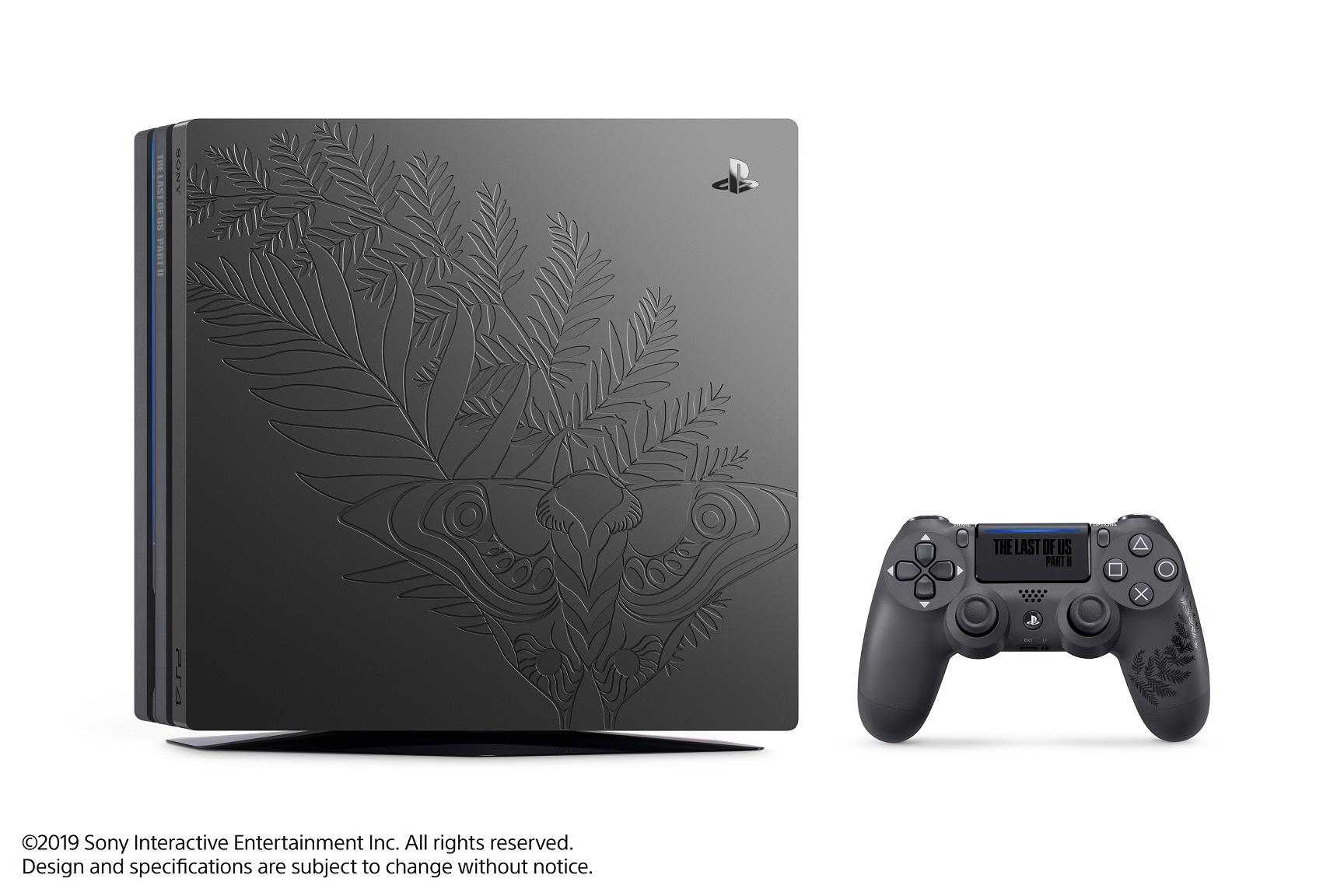The Last of Us 2 PlayStation 4 bundle