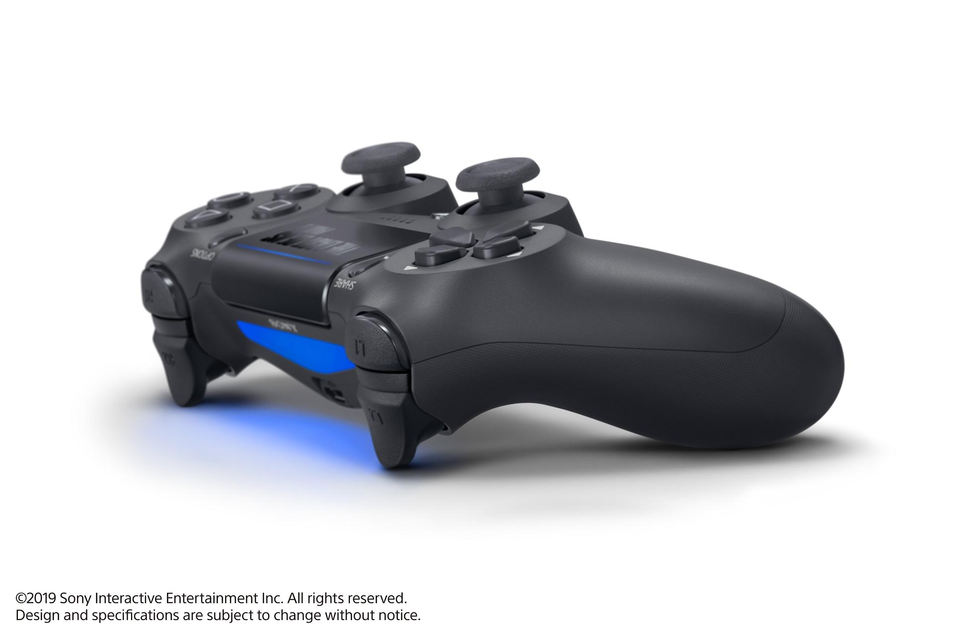The Last of Us 2 PlayStation 4 kontroller