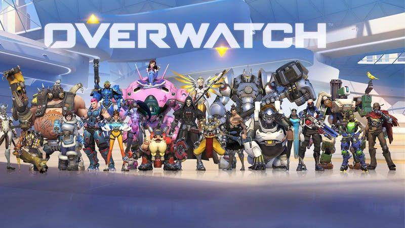 Overwatch ingyenes hétvége