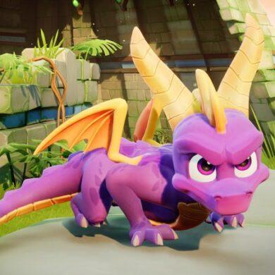 Spyro Reignited Trilogy megjelenés