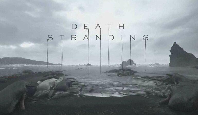 Death Stranding a TGS 2018-on