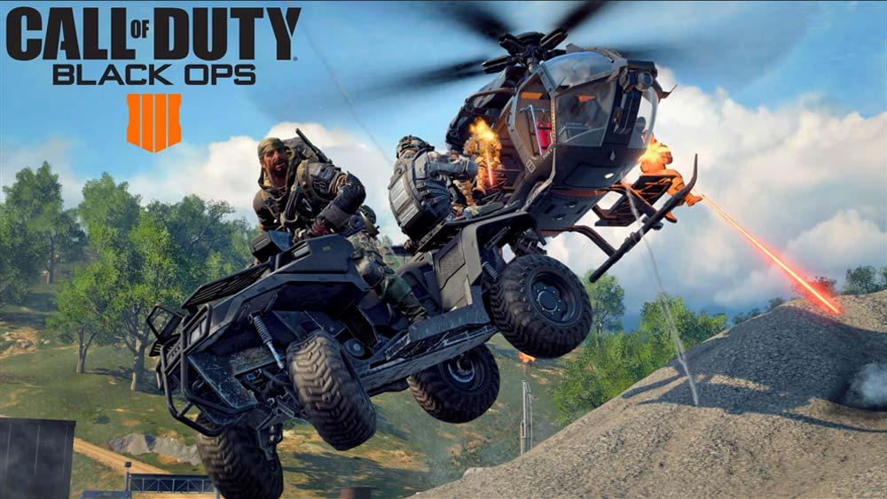 Call of Duty: Black Ops 4 játékteszt