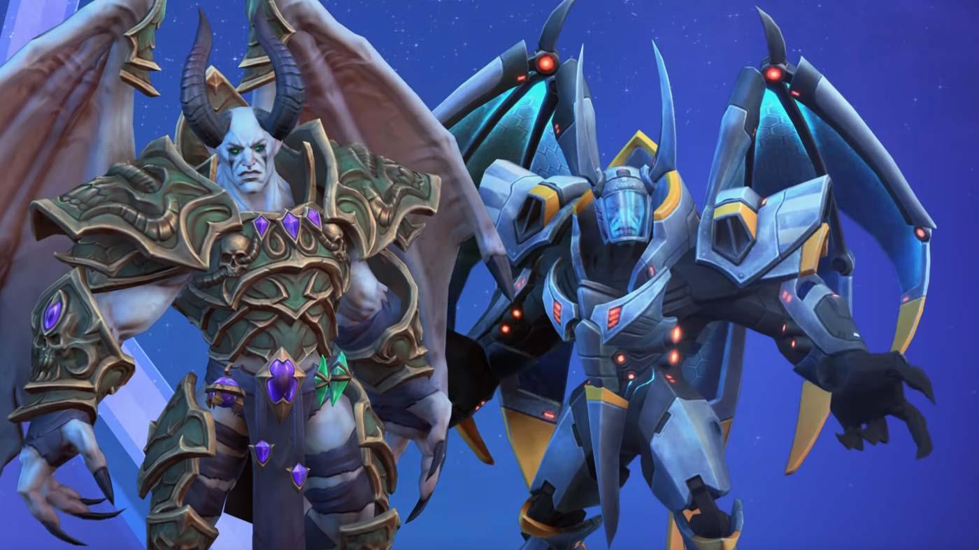 Heroes of the Storm Mal'ganis