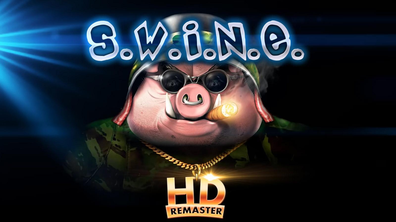 Swine HD Remaster játékteszt