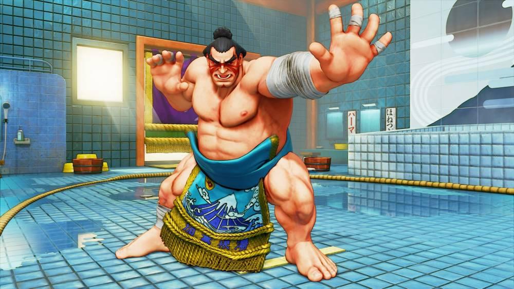 E. Honda Street Fighter 5