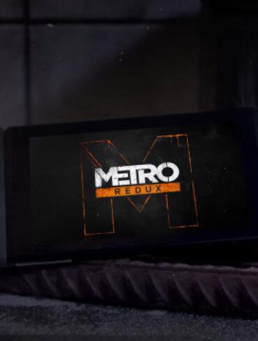 Metro Redux Nintendo Switch játékteszt