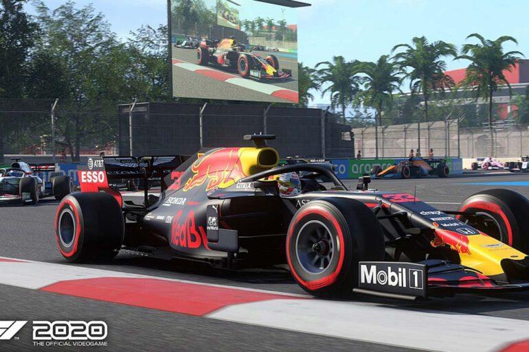 F1 2020 játékteszt