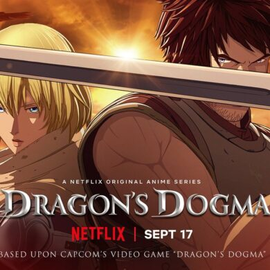 Dragon's Dogma anime netflix